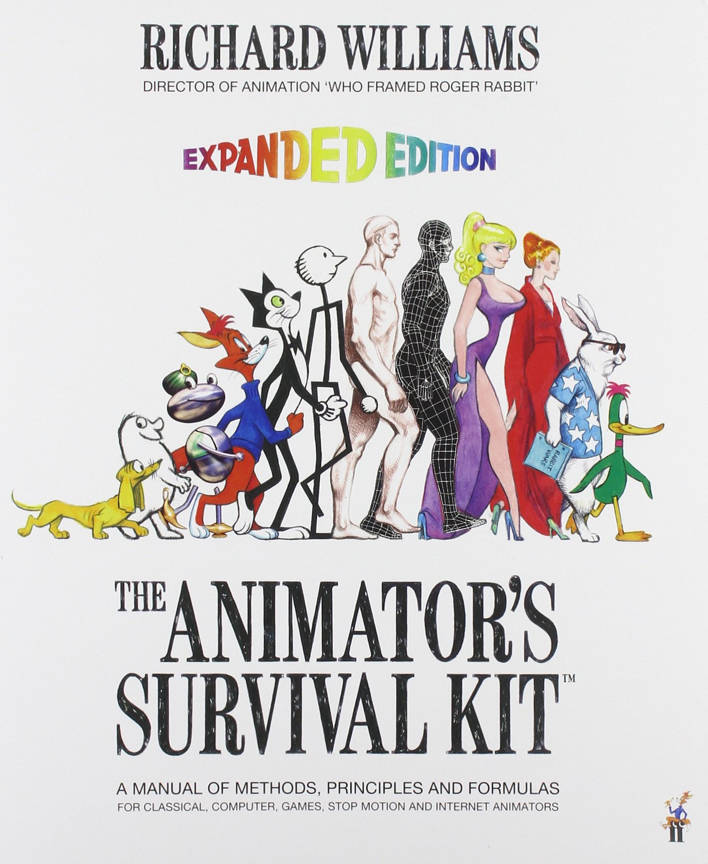The Animator's Survival Kit by Richards Williams